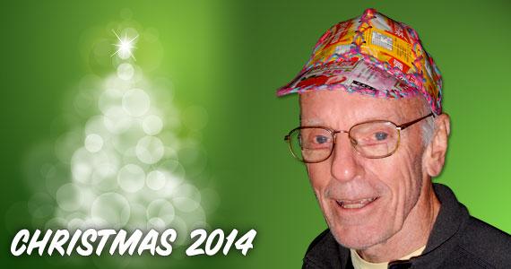 Wishing everyone a Merry Christmas, 2014.
